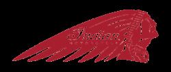 élection Miss Lorraine Indian Motorcyle indian logo