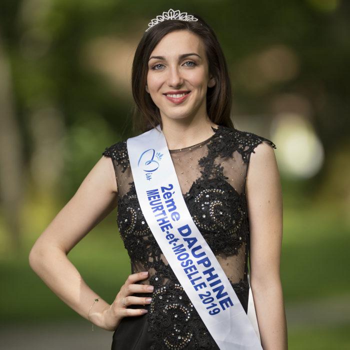 élection Miss Lorraine Miss Meurthe et Moselle Chloe GILLMANN