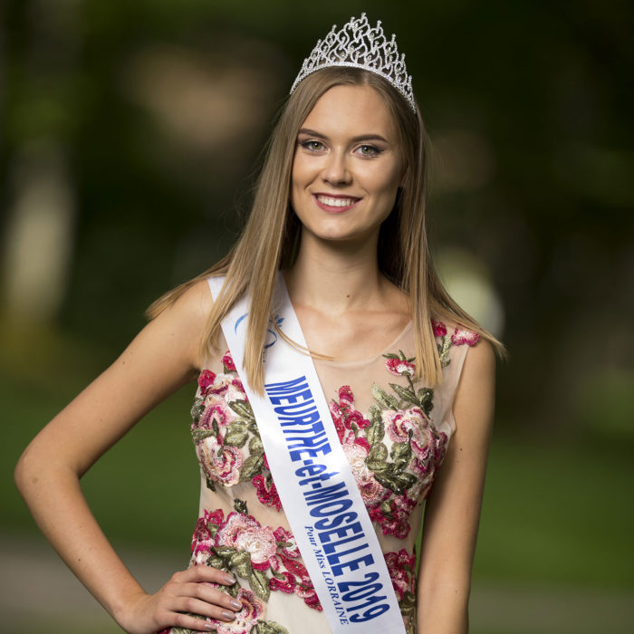 élection Miss Lorraine Miss Meurthe et Moselle Ilona ROBELIN