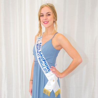 élection Miss Lorraine Miss Meurthe et Moselle Léa TITTELBACH ère Dauphine Miss MM Louison Foto