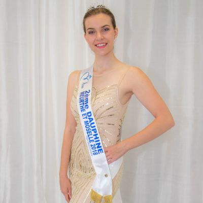 élection Miss Lorraine Miss Meurthe et Moselle Mélanie RAGOT ème Dauphine Miss MM Louison Foto copie