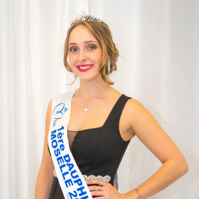élection Miss Lorraine Miss Moselle Aline CHARPENTIER ère Dauphine Miss Moselle Louison Photographie