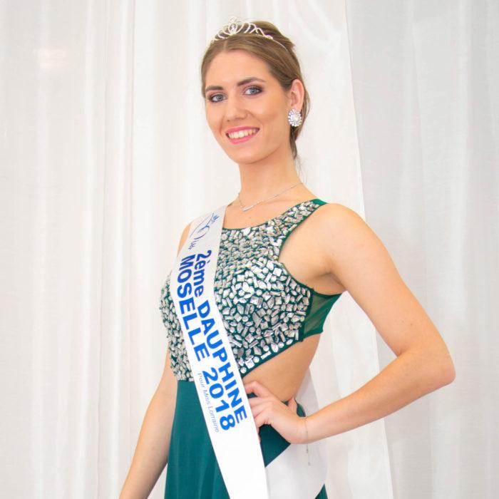 élection Miss Lorraine Miss Moselle Gwendoline CARNIEL ème Dauphine Miss Moselle Louison Photographie