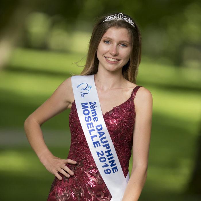 élection Miss Lorraine Miss Moselle Cassandre TAESCH