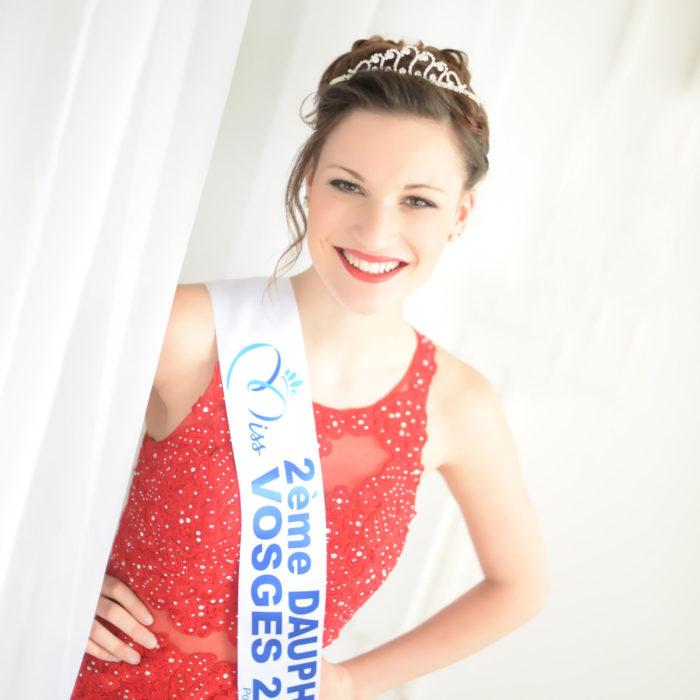 élection Miss Lorraine Miss Vosges Melissa JACQUOT eme Dauphine Miss Vosges Credit photo Noëlla BARRAS