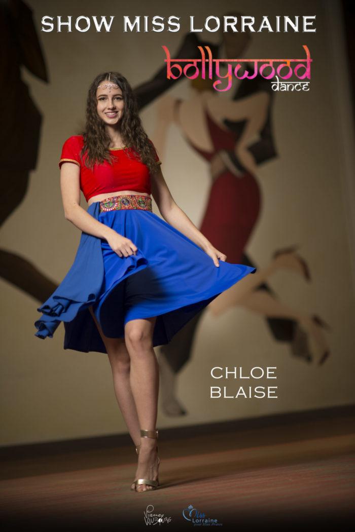 élection Miss Lorraine Sujets Chloé