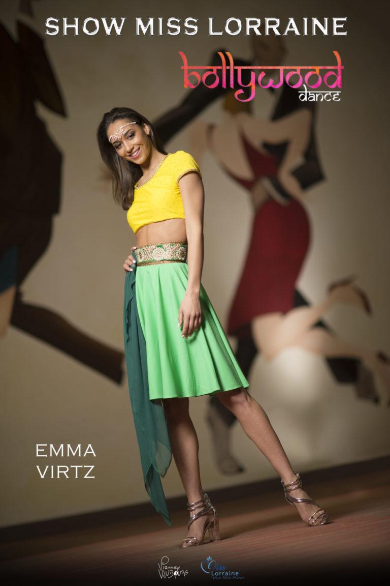 élection Miss Lorraine Sujets Emma