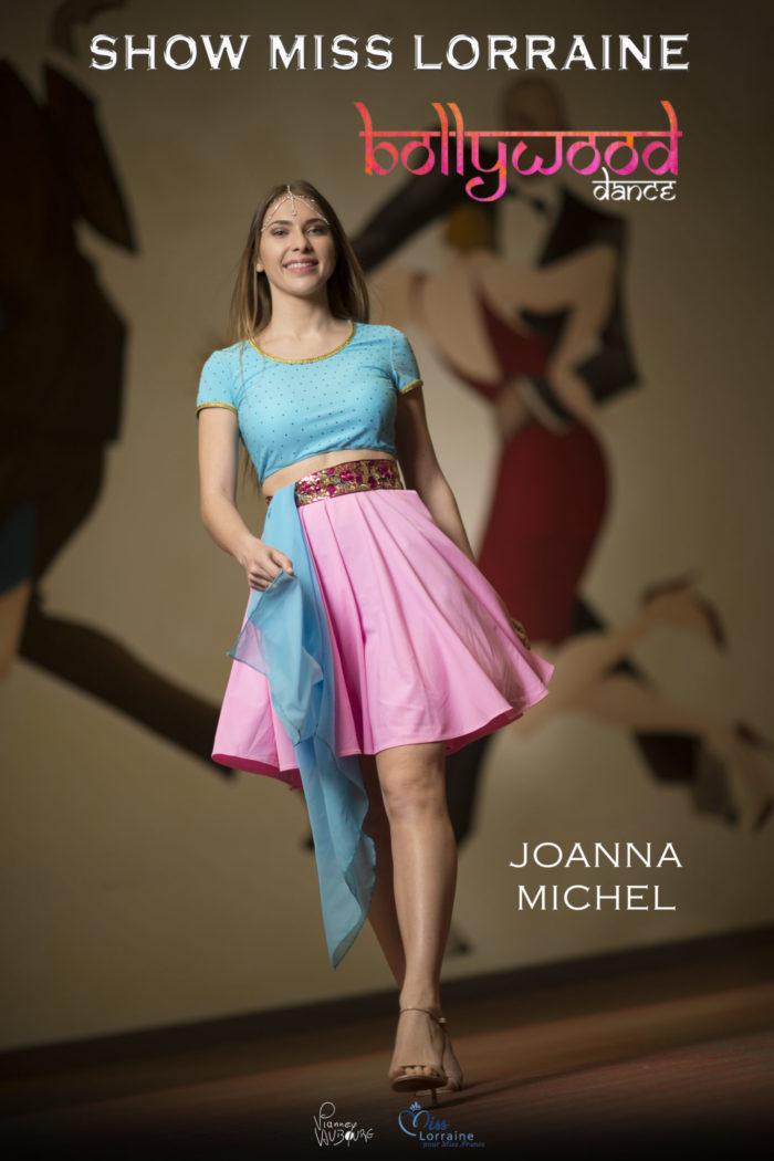 élection Miss Lorraine Sujets Joanna