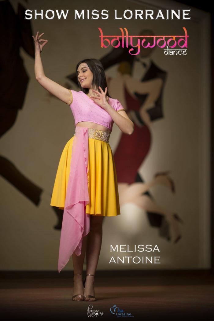élection Miss Lorraine Sujets Mélissa