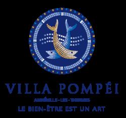 élection Miss Lorraine Villa Pompéi Logo VP Standard slogan