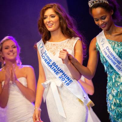 élection Miss Lorraine actualites Eva Anaïs GUTFREUND ème Dauphine Miss Lorraine Gérard Photo Vittel