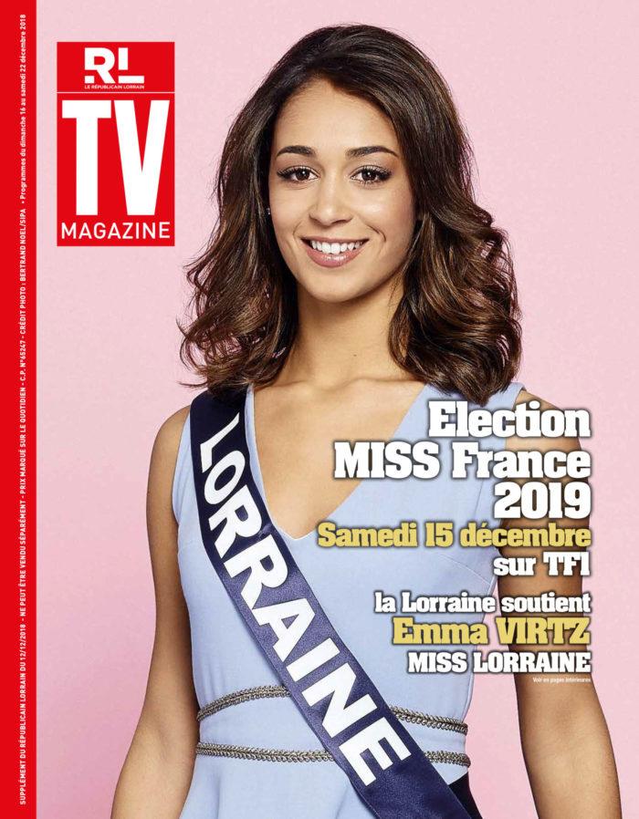 élection Miss Lorraine actualites UNE TV MAG