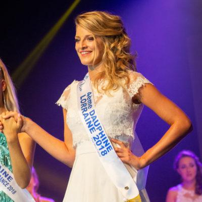 élection Miss Lorraine actualites Victorine RIMLINGER ème Dauphine Miss Lorraine Gérard Photo Vittel