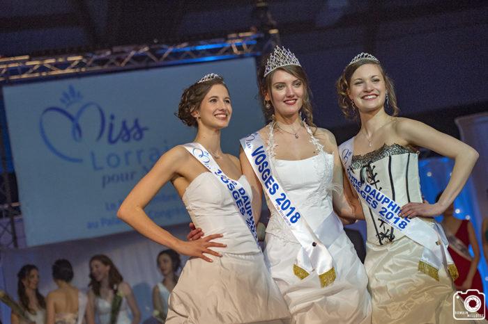 Miss Lorraine Election Miss Vosges RMP p