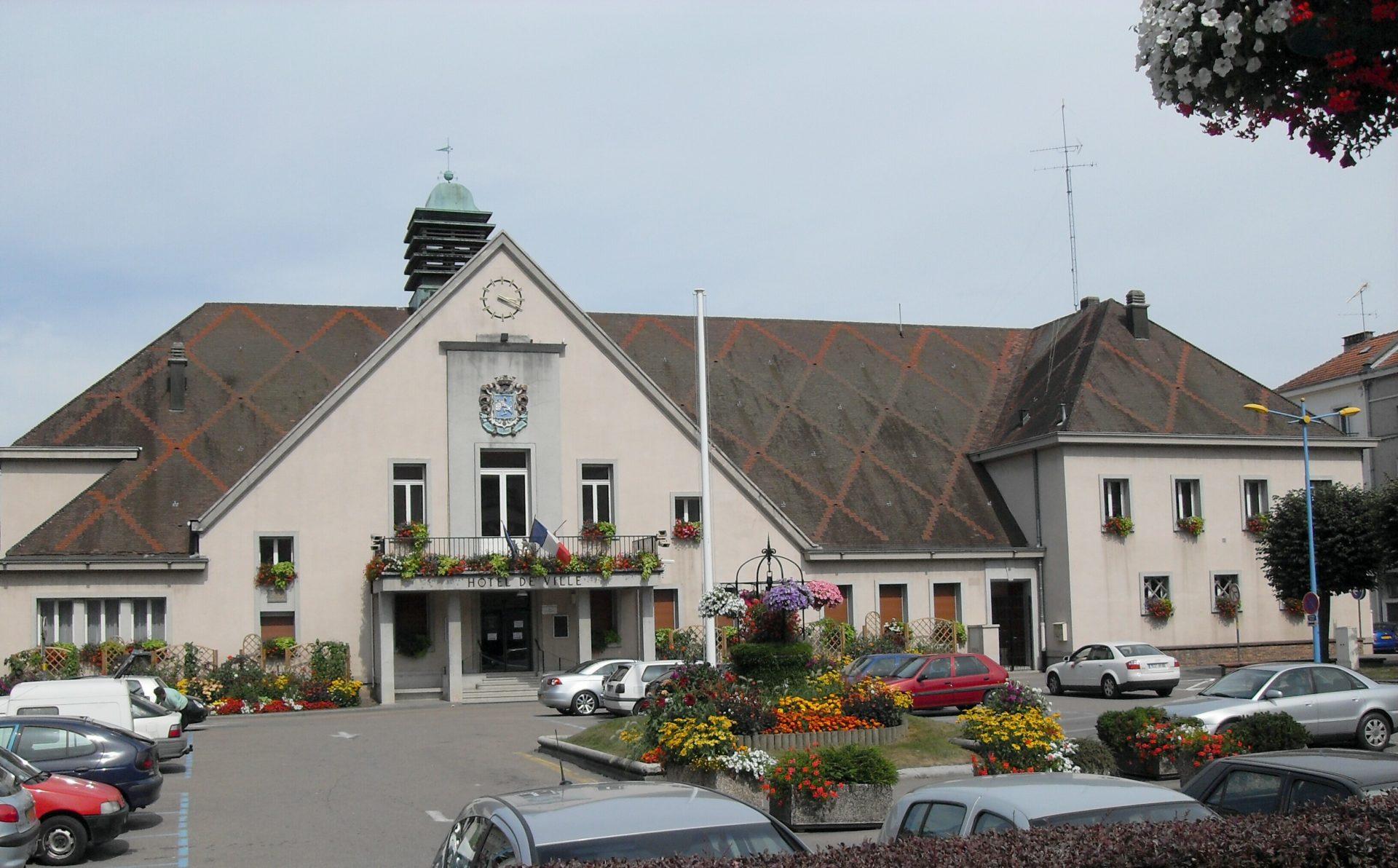 élection Miss Lorraine Election Charmes Vosges , Hôtel de ville