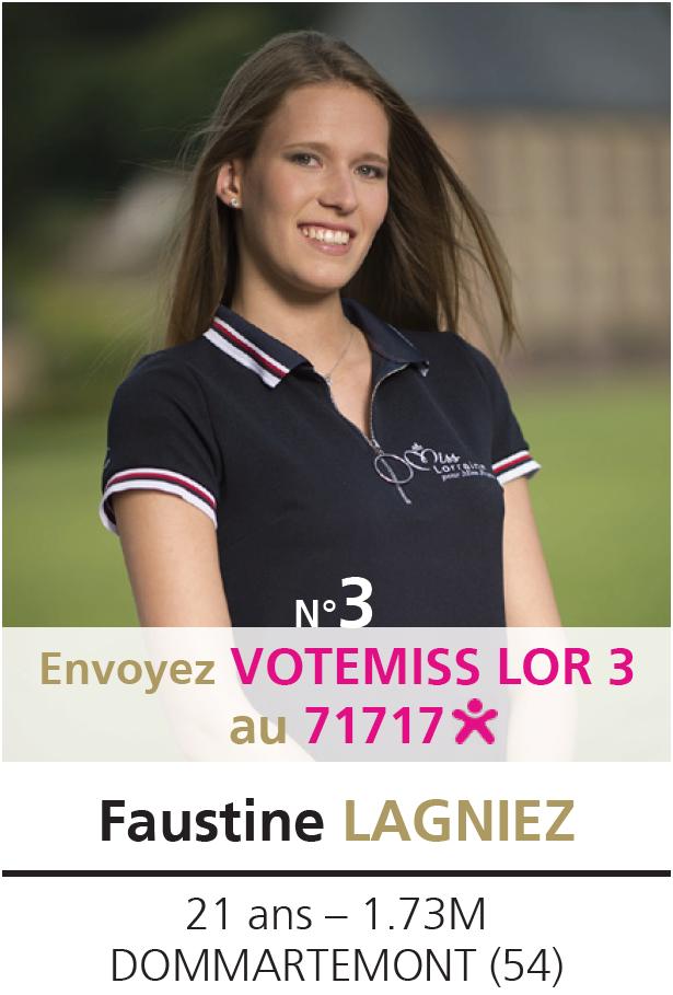 élection Miss Lorraine Miss Lorraine