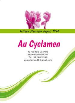 élection Miss Lorraine uncategorized Logo Au Cyclamen copie