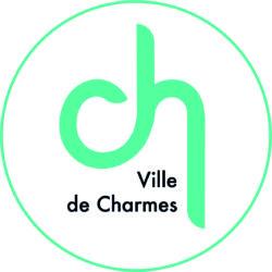 election miss lorraine partenaires Logo Ville de Charmes ML